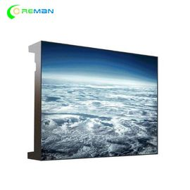 Thin Cabinet HD Led Video Wall P1.923 P1.8 Extremely Slim UHD More Than 3840HZ